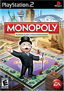 Monopoly Worldwide Edition PS2 Torrent