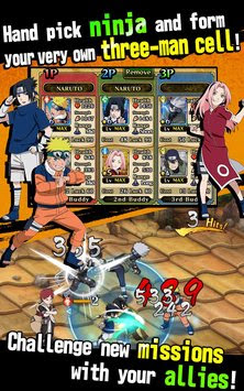Ultimate Ninja Blazing Apk