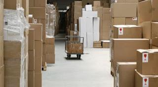 Penyimpanan Atau Storage Di Gudang