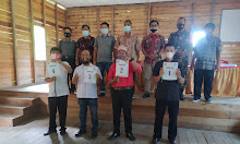 Penetapan Dan Pengundian Nomor Urut Calon Kepala Desa Kelam Sejahtera