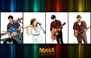 anggota personil  band mocca