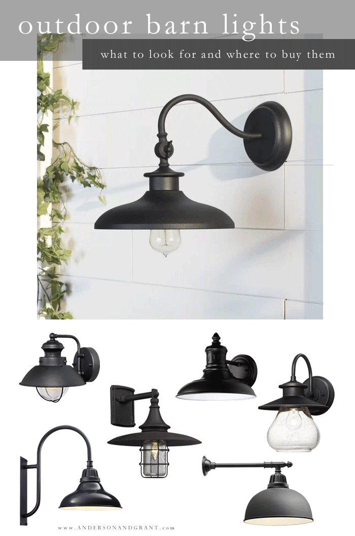 choosing the best barn lights for your