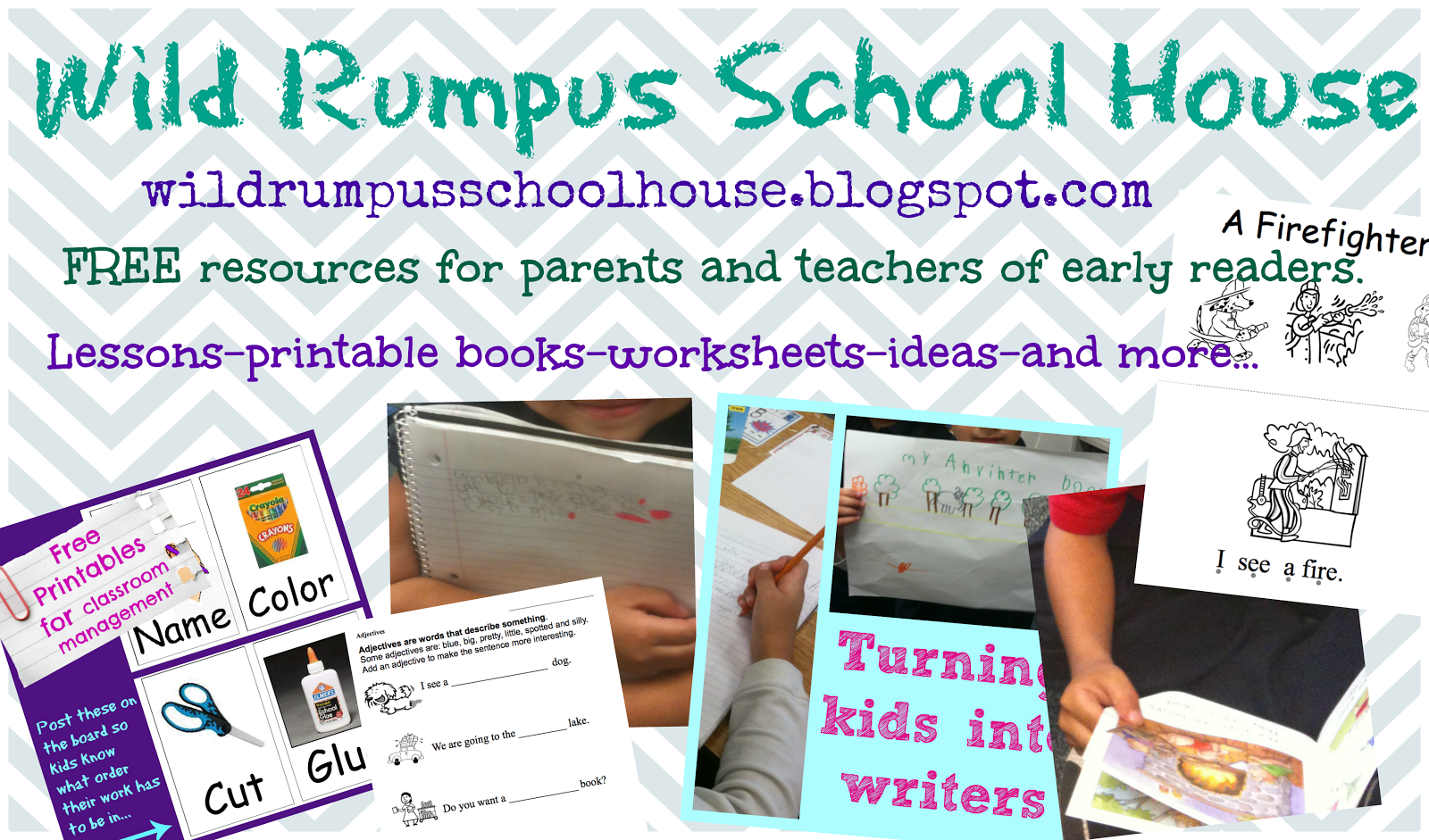 Wild Rumpus School House January