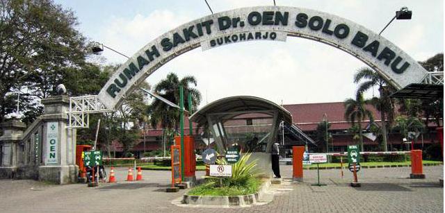 Jadwal Dokter RS Dr. Oen Solo Baru Sukoharjo