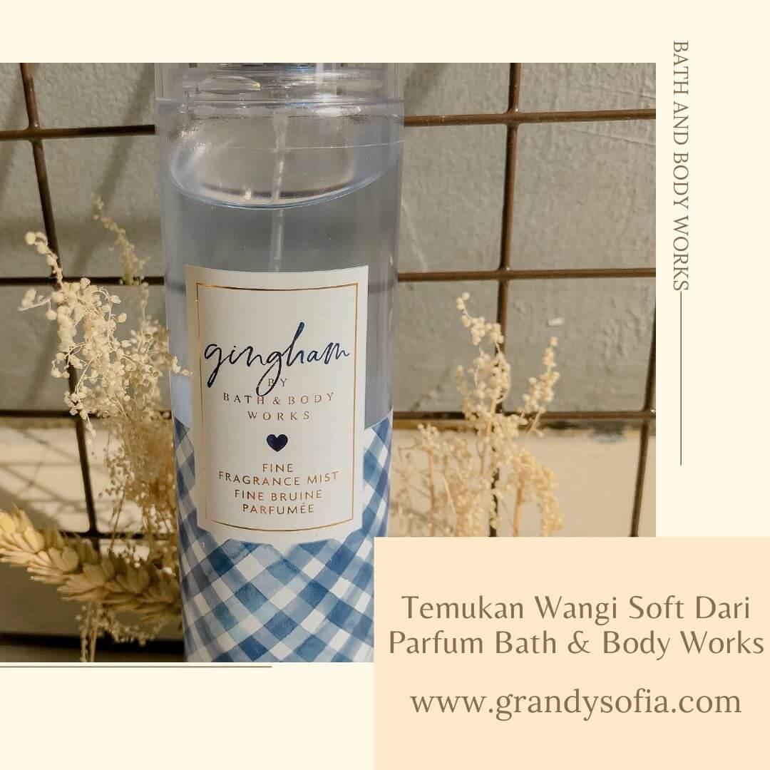 review bath & body works parfum