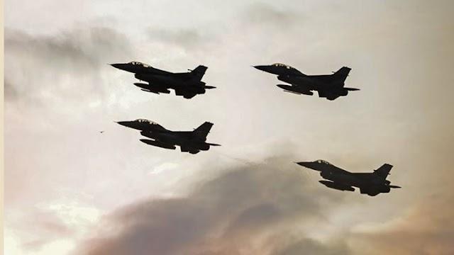 Εξαφανίστηκαν τα τουρκικά F-16 από το Αιγαίο (ΦΩΤΟ-ΠΙΝΑΚΕΣ)
