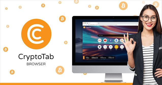 Sistem Kerja Cryptotab browser Sebagai Alat menambang Bitcoin