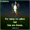 Today Bible Verse | 20-08-20 | Matthew 22:1-14