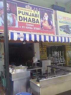 Gurunanak Punjabi Dhaba tirupati