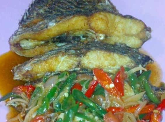 Resep Ikan Bakar Mujair Tauco Gurih