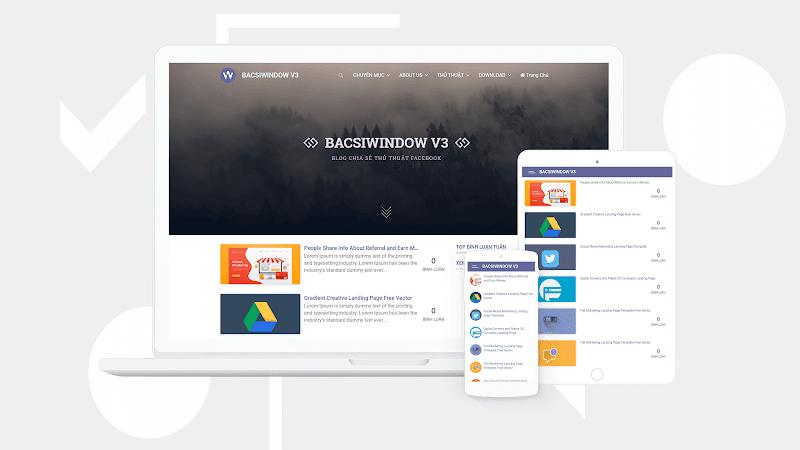 Bacsiwindow Ver3 Premium