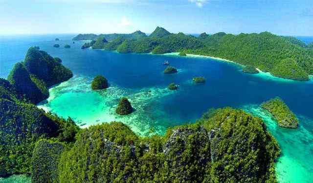 Kepulauan Raja Ampat Papua
