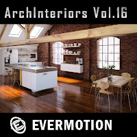 Evermotion Archinteriors vol.16 室內3D模型第16季下載