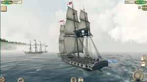 The Pirate Caribbean Hunt MOD APK Unlimited Gold Gratis Terbaru