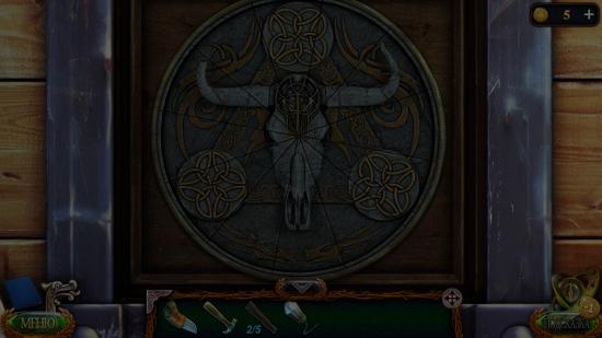 правильно собранная иллюстрация в игре затерянные земли 4 скиталец