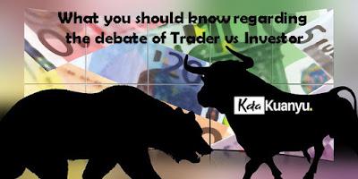 Trader vs Investor
