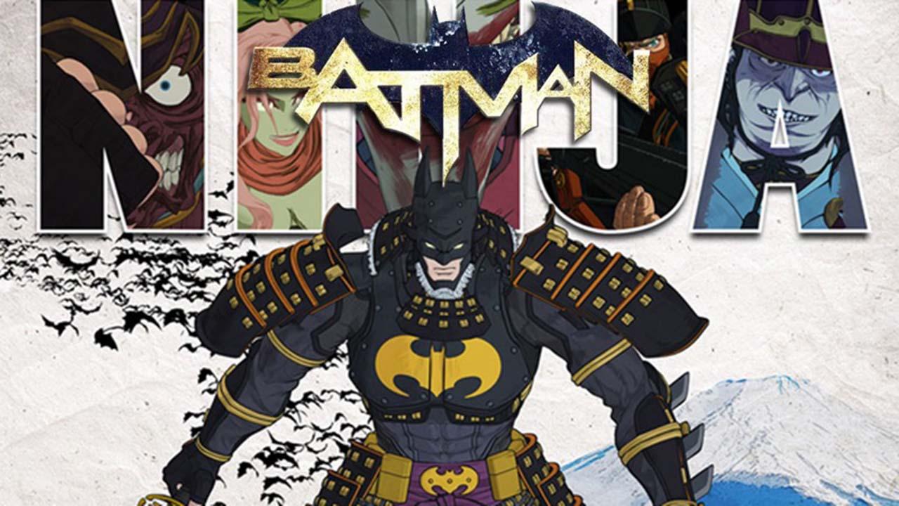 Batman Ninja Subtitle Indonesia