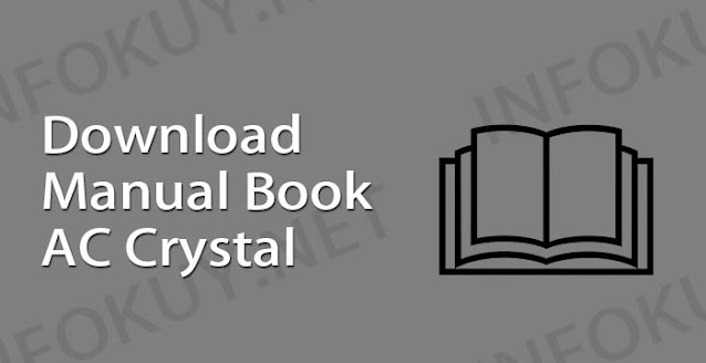 download manual book ac crystal