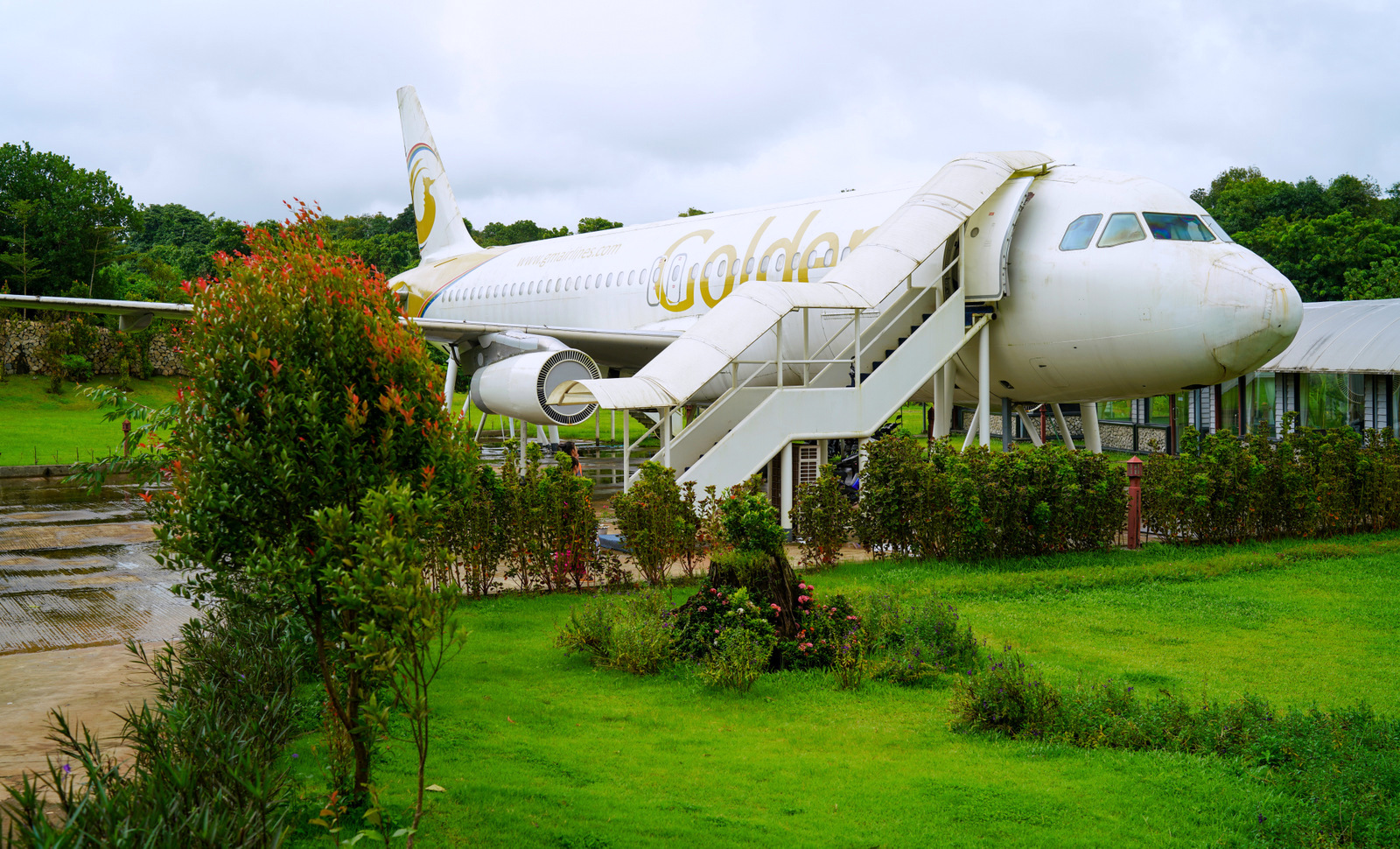 Airbus Cafe, Myanmar