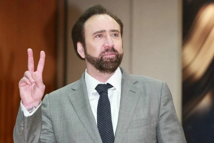 Nicolas Cage protagonizará una película sobre Nicolas Cage y su papel será el de Nicolas Cage