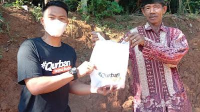 Laznas ini Salurkan 3.718 Hewan Kurban ke daerah Krisis Air Bersih di Jatim