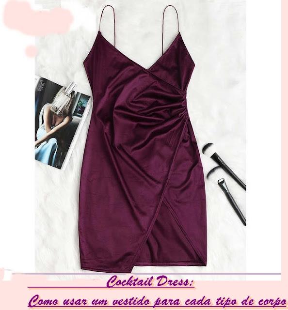 Cocktail Dress: Como usar um vestido para cada tipo de corpo