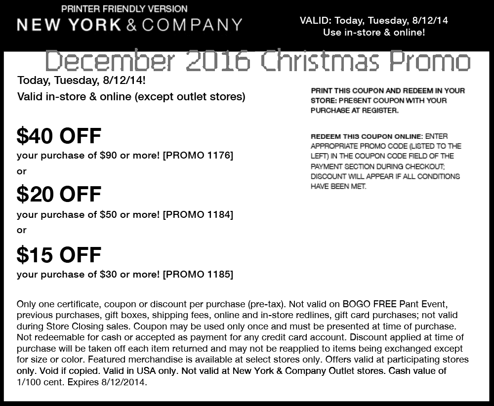 Nine west coupon code december 2018