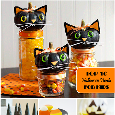 Halloween Party Ideas | 10 Cute & Fun Treats for Kids