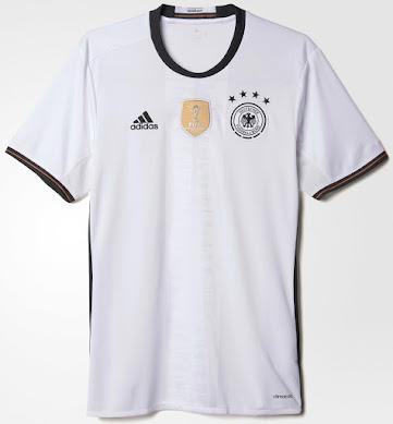 a0c9060127d Germany Euro 2016 Kits Revealed - Footy Headlines