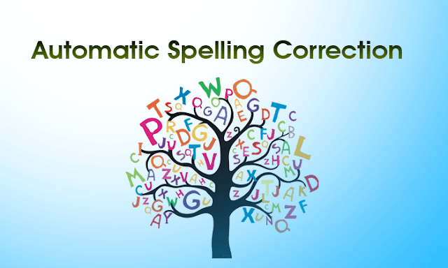 TextEdit Automatic Spelling Correction