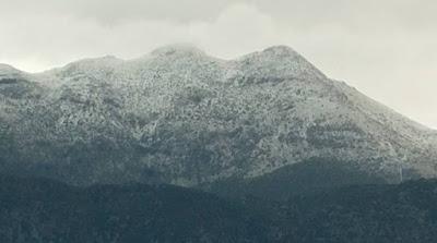 Πρώτη επίσκεψη του χειμώνα σήμερα στην Ήπειρο – Με χαμηλές θερμοκρασίες και παγετό η νέα εβδομάδα