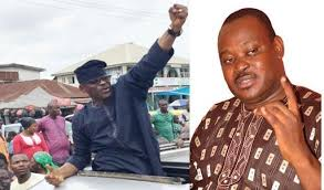 Picture  of Jimoh Ibrahim and Jegede
