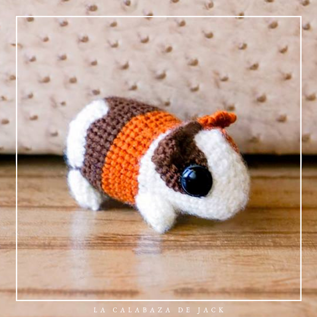 Ravelry: Friendly Guinea Pig pattern by Marcus Andre | 640x640