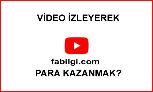 Youtube Video İzleyerek Para Kazanma Yöntemi Videoix Yeni 2021