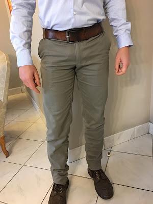 Pantalon Le culotté - Les BG patrons de couture pour beaux gosses