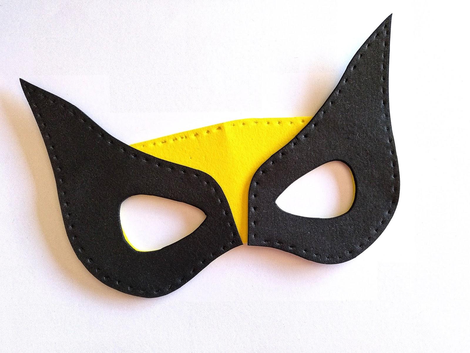 máscaras, goma eva, foamy, disfraz