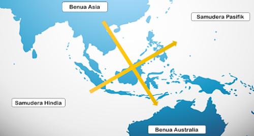 Letak Geografis Asean