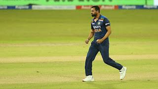 Sri Lanka vs India 1st T20I 2021 Highlights