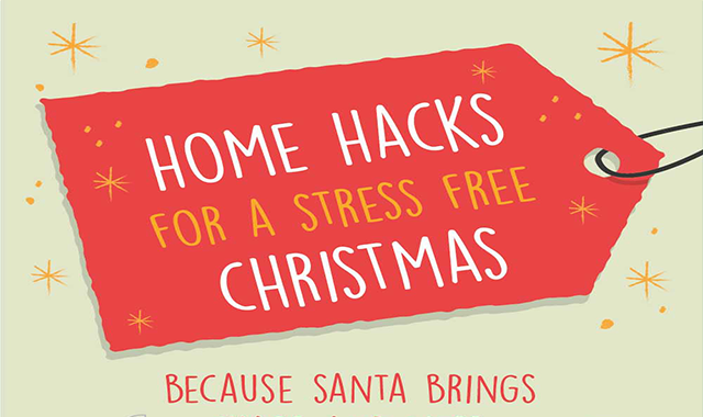 25 Home Hacks For A Stress Free Christmas