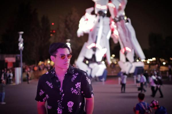 Photos: Xian Lim explores Tokyo, Japan
