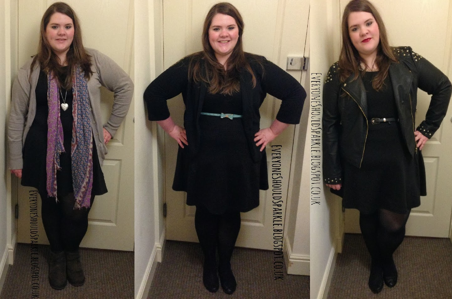 0b9f1e4ea7857 Versatile outfit options for plus size and curvy  work   casual   night out    primark dress