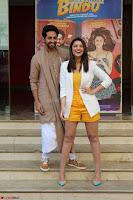 Parineeti Chopra with Ayushmann Khurrana at the Launch of Trailer of Meri Pyaari Bindu 019.JPG