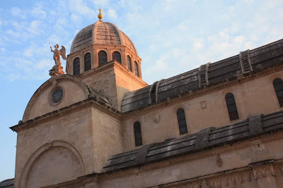 Saint James Cathedral in Sibenik