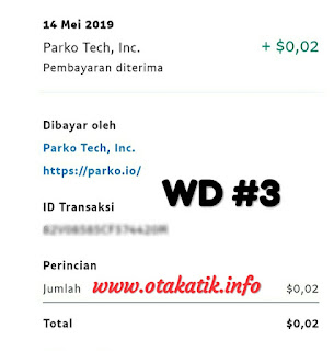 payment proof may 14
