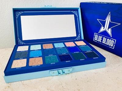 Jeffree Star Cosmetics: Blue-Blood-Lidschattenpalette