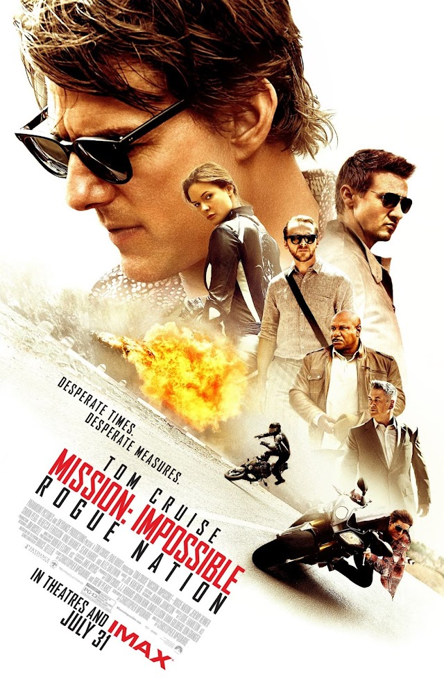 Mission Impossible: Rogue Nation 2015 Movie Free Download HD Online