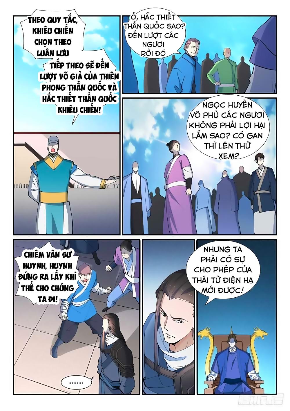 Hành Trình Tu Tiên chap 375 - Trang 16