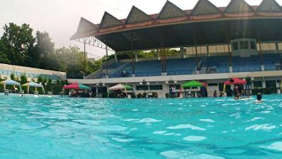 Kolam Renang Kampus Unimed, Unimed Waterpak, Kolam Renang Medan