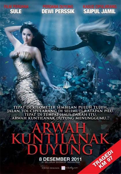Arwah Kuntilanak Duyung (2011) DVDRip 1080p