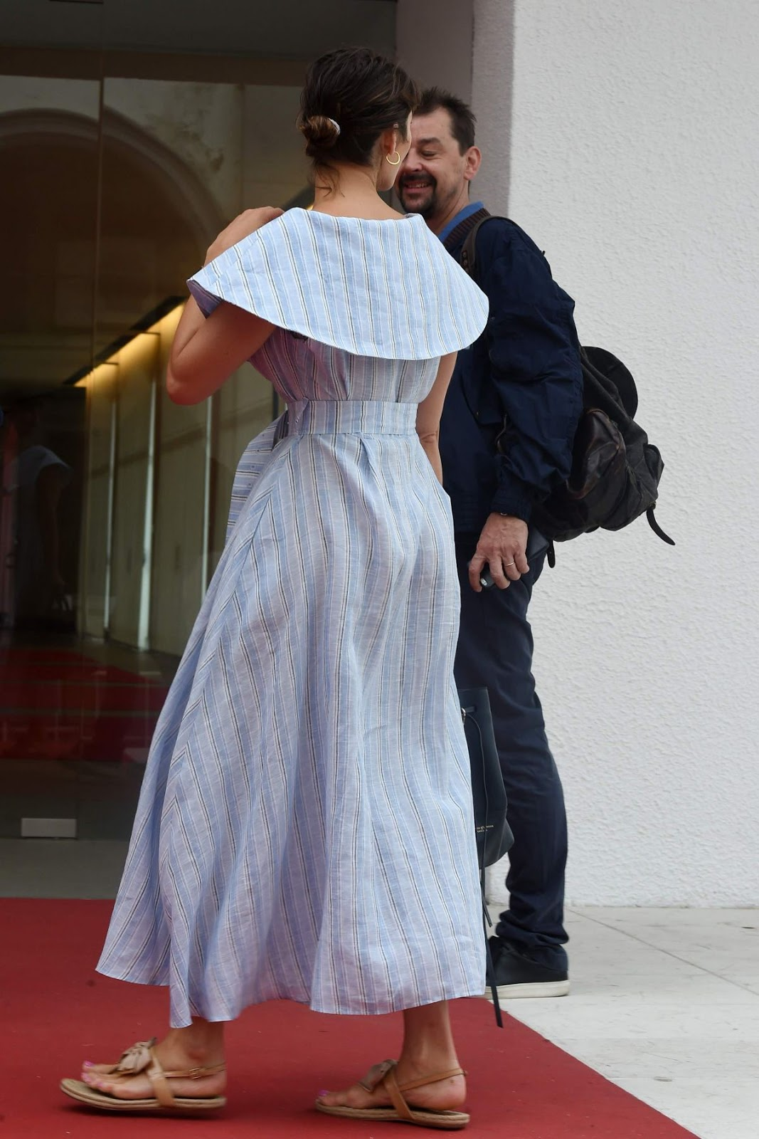 Gemma Arterton Out At 73rd Venice Film Festival Photos